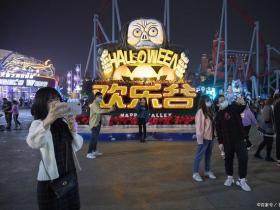 北京欢乐谷回应设施故障多名儿童倒挂高空:编码器误报警导致
