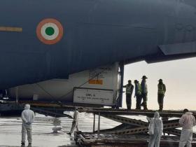 印度开始接受中国等国援助,印政府嘴硬:都是采购,不是接受援助
