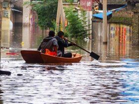 山西省紧急下达救灾资金五千万元,全力支持地方防汛救灾
