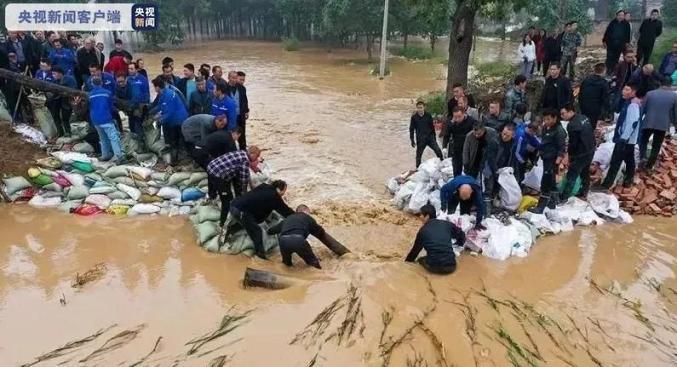 山西严重洪涝灾害已致175万余人受灾